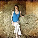 At the Barn by Erica Yanina Lujan