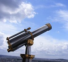 TOURIST TELESCOPE by gracestout2007