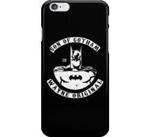 Son of Gotham iPhone Case/Skin