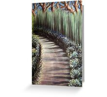 Laughing Forest Greeting Card