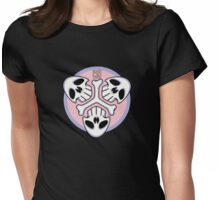 Triple Death Womens Fitted T-Shirt