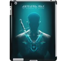 Axtelera Ray - Blue iPad Case/Skin