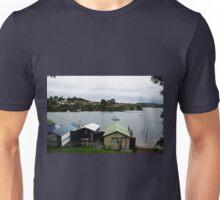 Boat Sheds Unisex T-Shirt