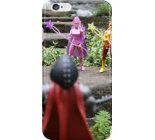 Masters of the Universe Classics - Hordak vs The Star Sisters iPhone Case/Skin