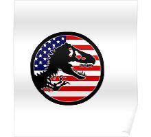Jurassic Park America Poster