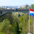 Grand-Duchy of Luxembourg by bubblehex08