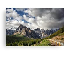 Valley of the Ten Peaks, Banff NP Canvas Print