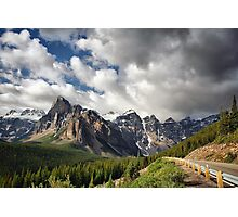 Valley of the Ten Peaks, Banff NP Photographic Print