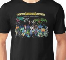Twentieth Gargoyles Anniversary Unisex T-Shirt