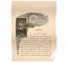 Five Mice in a Mouse Trap Laura Elisabeth Howe Richards and Kate Greenaway 1881 0013 The Man in the Moon Poster