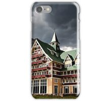 The Prince of Wales Hotel, Waterton Lakes NP iPhone Case/Skin
