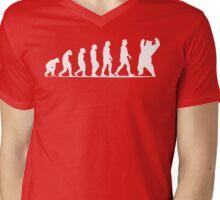 Bearolution Mens V-Neck T-Shirt