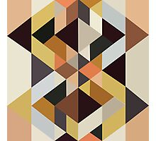 Abstract Pattern No. 5 Photographic Print