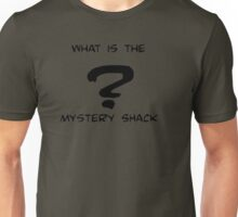 What is the Mystery Shack? Unisex T-Shirt