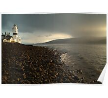 Cloch Lighthouse Poster