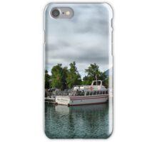 Marina, Waterton Lakes NP, Alberta, Canada iPhone Case/Skin