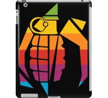 Think Awful Logo iPad Case/Skin