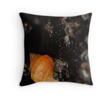 To Cling Throw Pillow