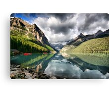 Lake Louise, Banff National Park Canvas Print