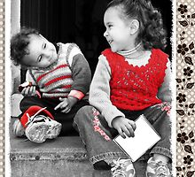 Sharing Moments by Erica Yanina Lujan