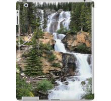 Tangle Falls, Jasper National Park iPad Case/Skin