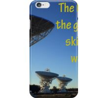 The Heavens shall declare the glory of His Name iPhone Case/Skin