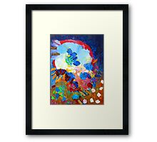 Treasures 8 Framed Print
