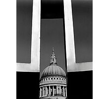 St Paul's Photographic Print