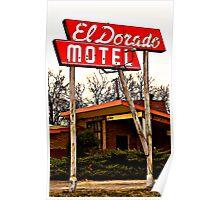 El Dorado Motel Poster