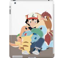 Ash & Pokemon iPad Case/Skin