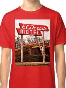 El Dorado Motel T-Shirt Classic T-Shirt