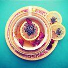 Lemon Tea by Odette Angelica