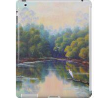 Peaceful Lagoon iPad Case/Skin