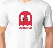 Deboned ghost - RED Unisex T-Shirt