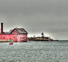 Gloucester Coast by Monica M. Scanlan