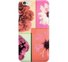 Flowers four you iPhone Case/Skin