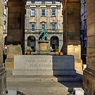 Edinburgh Stone of Remembrance by Tom Gomez