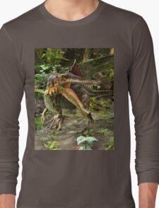 Dinosaur Spinosaurus Long Sleeve T-Shirt