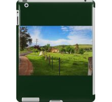 Out In The Country iPad Case/Skin