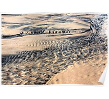 sea sand 6953 Poster