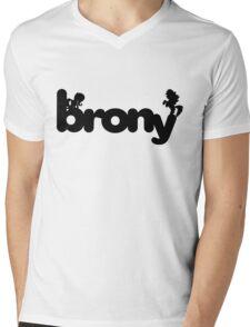 Brony Mens V-Neck T-Shirt