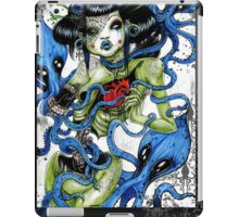 quid ink and gears iPad Case/Skin