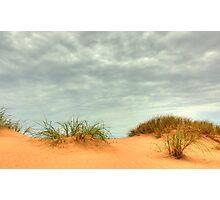 Red Sand Dune Photographic Print