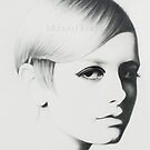 Twiggy #2 by Michele Filoscia