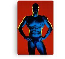 Marvel Men 02 Canvas Print