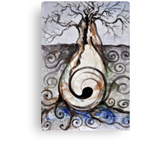 Tree of Desire Canvas Print