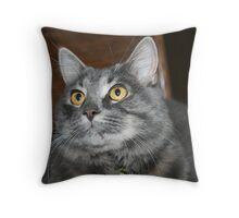 Watching Throw Pillow