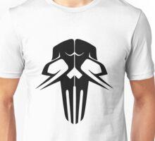 Rachnera Skull (for light backgrounds) Unisex T-Shirt