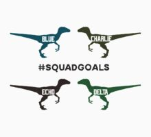 Squad Goals by Katherine Anderson