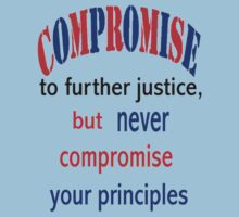Compromise by PharrisArt
